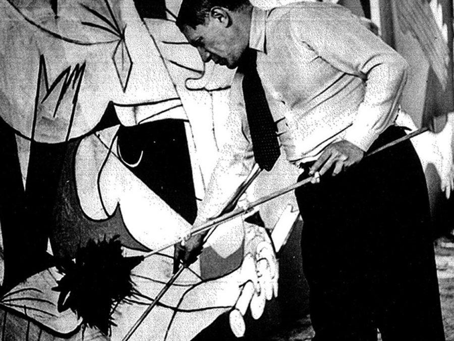 Pablo Picasso, el pintor de las emociones.