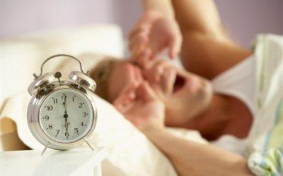 Me despierto todos los días a las 7h.