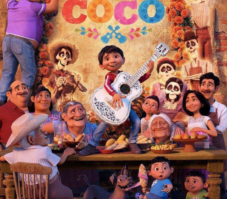 Coco, la vida es una fiesta
