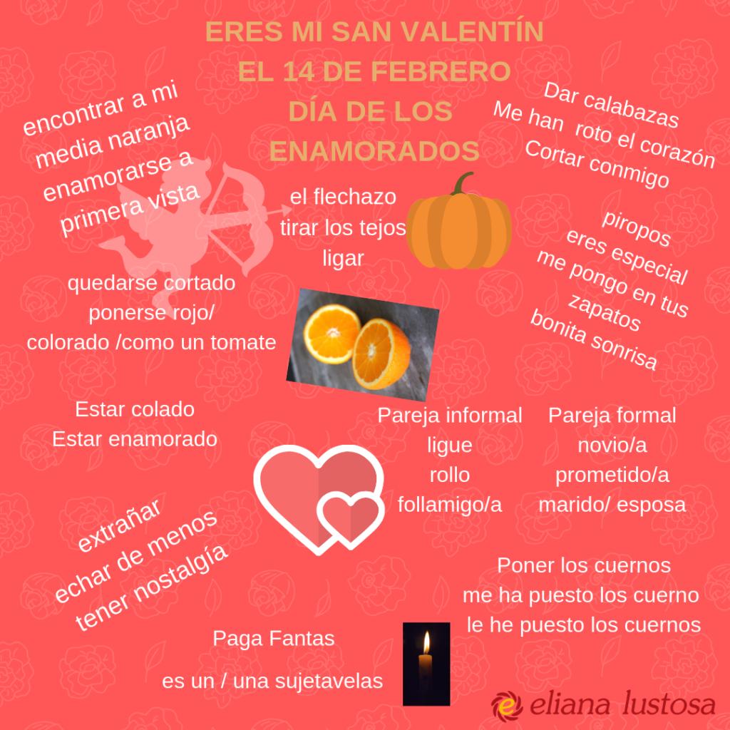 El Amor Mola San Valentín Eliana Lustosa Eliana Lustosa