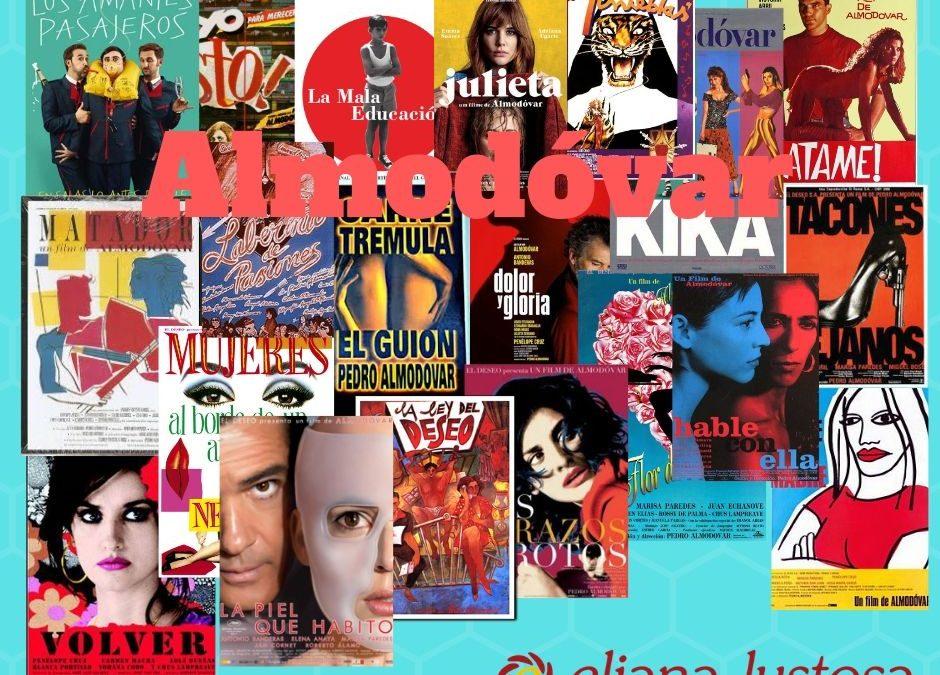 Mis 5 mejores películas de Almodóvar