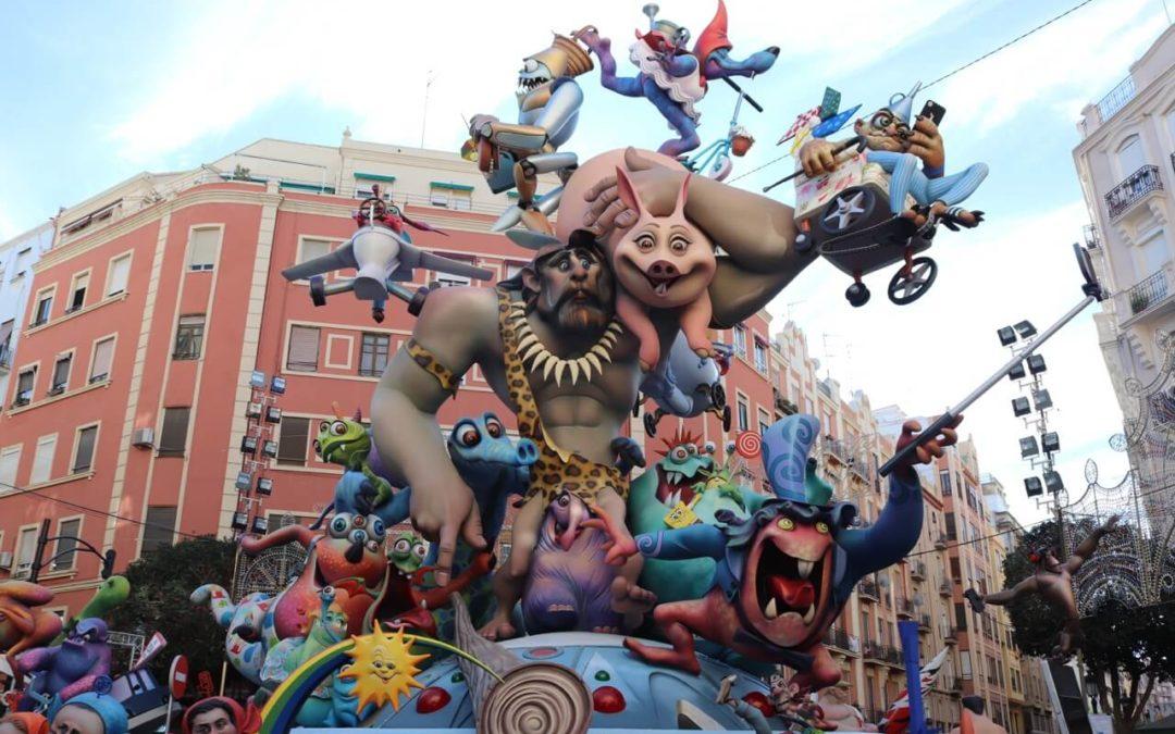 día de San José _ Fallas en Valencia